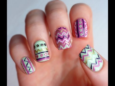 Fotos de uñas decoradas de moda