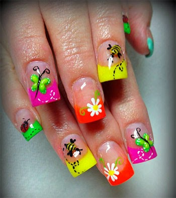 Awesome-Spring-Nail-Art-Designs-Ideas-2014-2