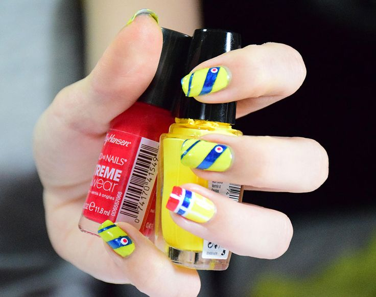 Fotos de uñas decoradas en Colombia