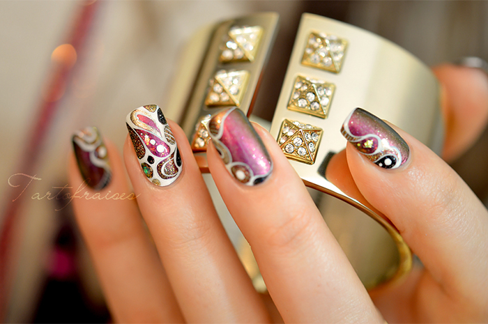 Uñas decoradas perfectas