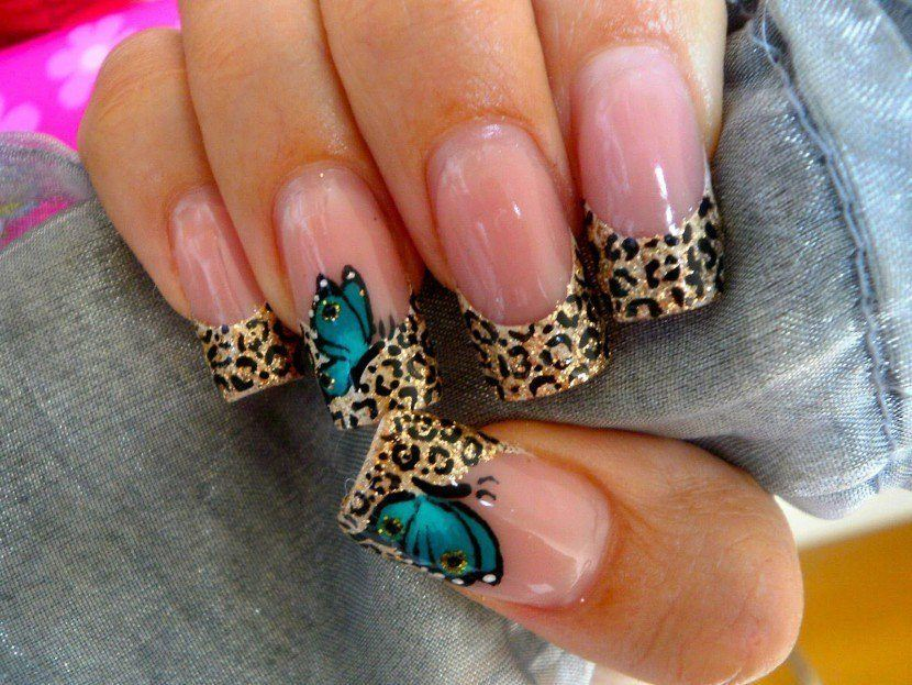 Animal print leopardo
