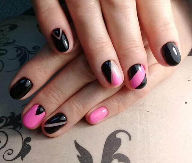 100 Ideas De Uñas Decoradas Sencillas Cortas Tendencias
