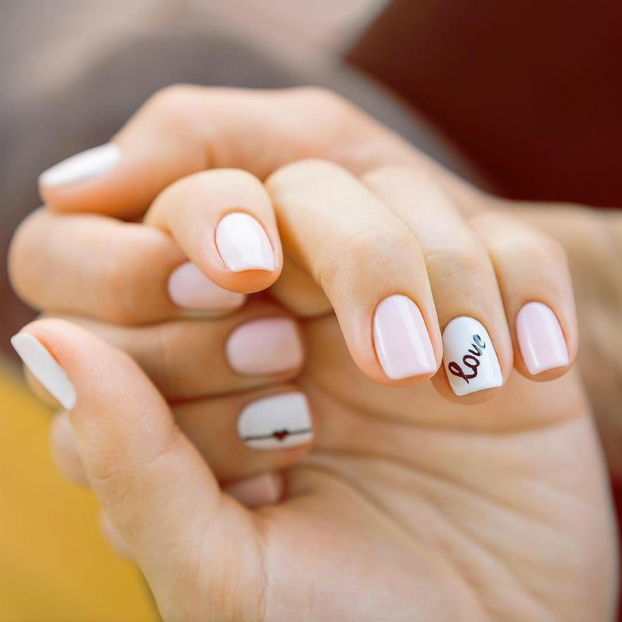 100 Ideas De Uñas Decoradas Sencillas Y Elegantes