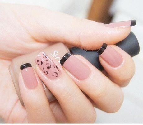100 Ideas De Uñas Naturales Decoradas Elegantes Tendencias